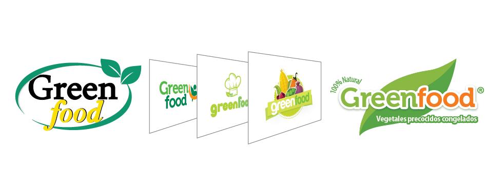 Propuestas logotipo Greenfood