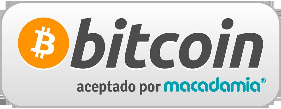 bitcoin aceptado por macadamia